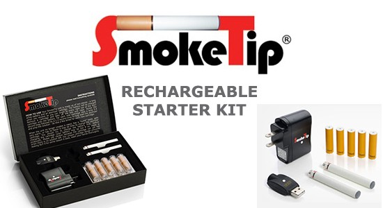 SmokeTip Starter Kit