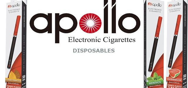 Apollo Cigs Disposables