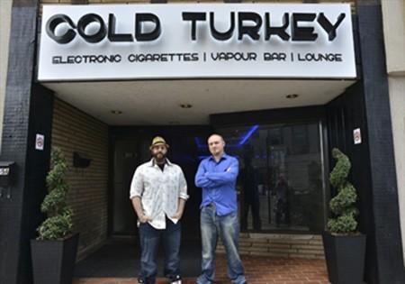 Cold Turkey Vapour Lounge Opens Doors in Hamilton