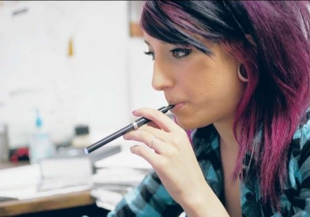 More Workplaces Allowing E-Cigarettes In The Office