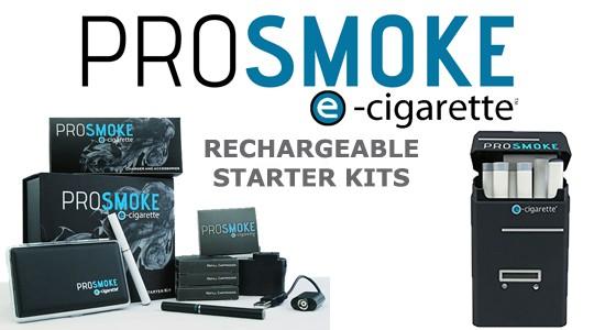 ProSmoke Starter Kits