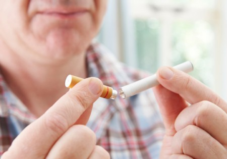 Study Shows E-Cigarettes Outperform Nicotine Patches and Gums