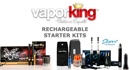 Vapor King Starter Kits