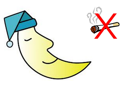 Smoking Might Be Why You Don't Get Enough Sleep