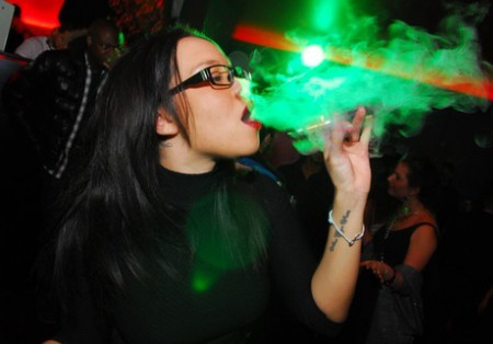 E-Cigarettes, Vaping and Nightlife