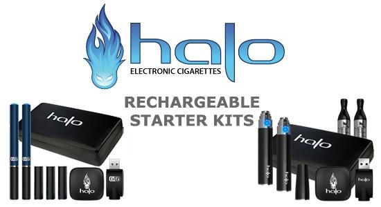 Halo E Cigs Starter Kits