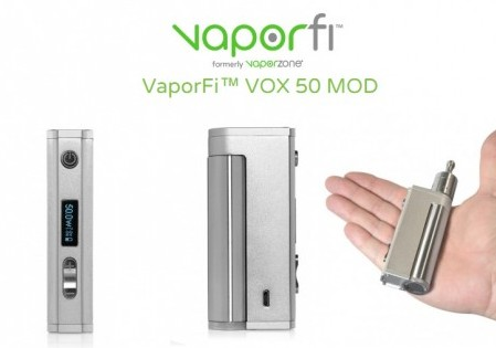 VaporFi VOX 50 MOD Review - Everything You Need To Know