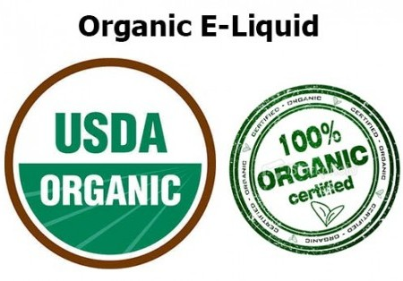 Facts About Organic E-Liquid for E-Cigarettes