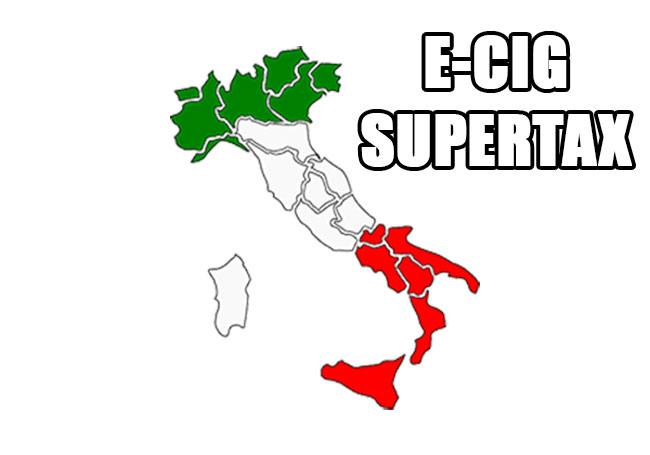 "Italians Protest ""Supertax"" on Vaping"