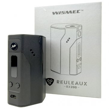 wismec rx200 review everything you need to know about e cigarettes