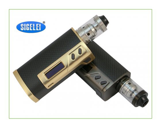 Sigelei 213 watts Review