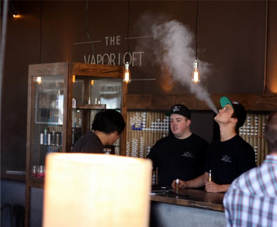Most Vapers Think Smoke-Free Areas Are Okay To Vape