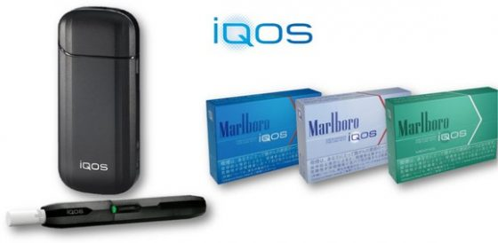 Phillip Morris Launches Alternative Smokeless Cigarette