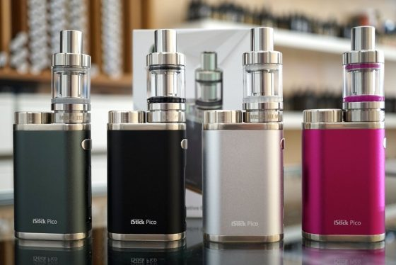 Eleaf iStick Pico 75W TC Starter Kit Review
