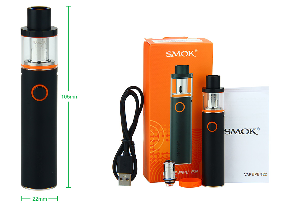 SMOK Vape Pen 22 review - Everything You Need To Know About