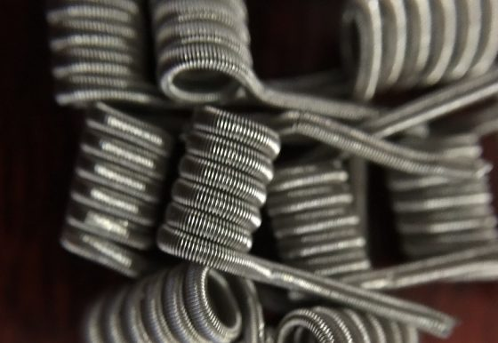 What is a Clapton Coil?