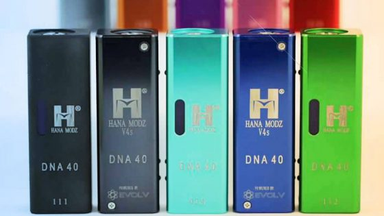 Hana Modz DNA 40 Review