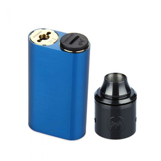 Noisy Cricket Mech Mod & Indestructible RDA Review