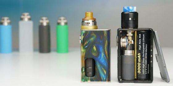 Squonk Mods and Bottom Feeding RDA Squonking Guide